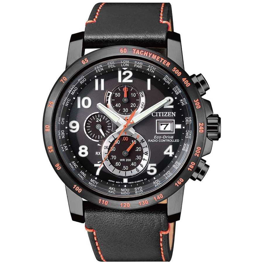 Ceas barbatesc Citizen Eco Drive Sport AT8125-05E de mana original