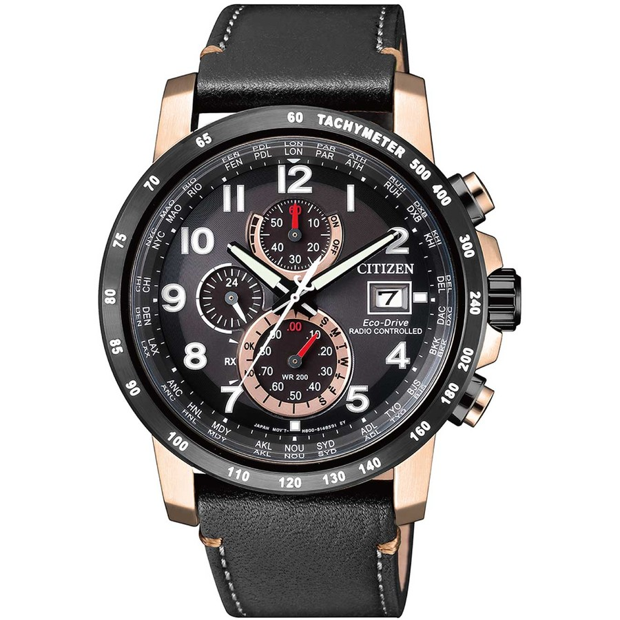 Ceas barbatesc Citizen Eco Drive Sport AT8126-02E de mana original