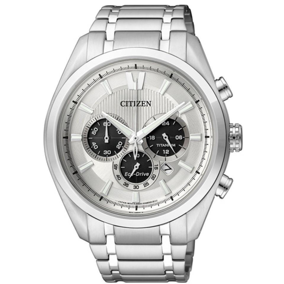 Ceas barbatesc Citizen Eco-Drive Titanium CA4010-58A de mana original