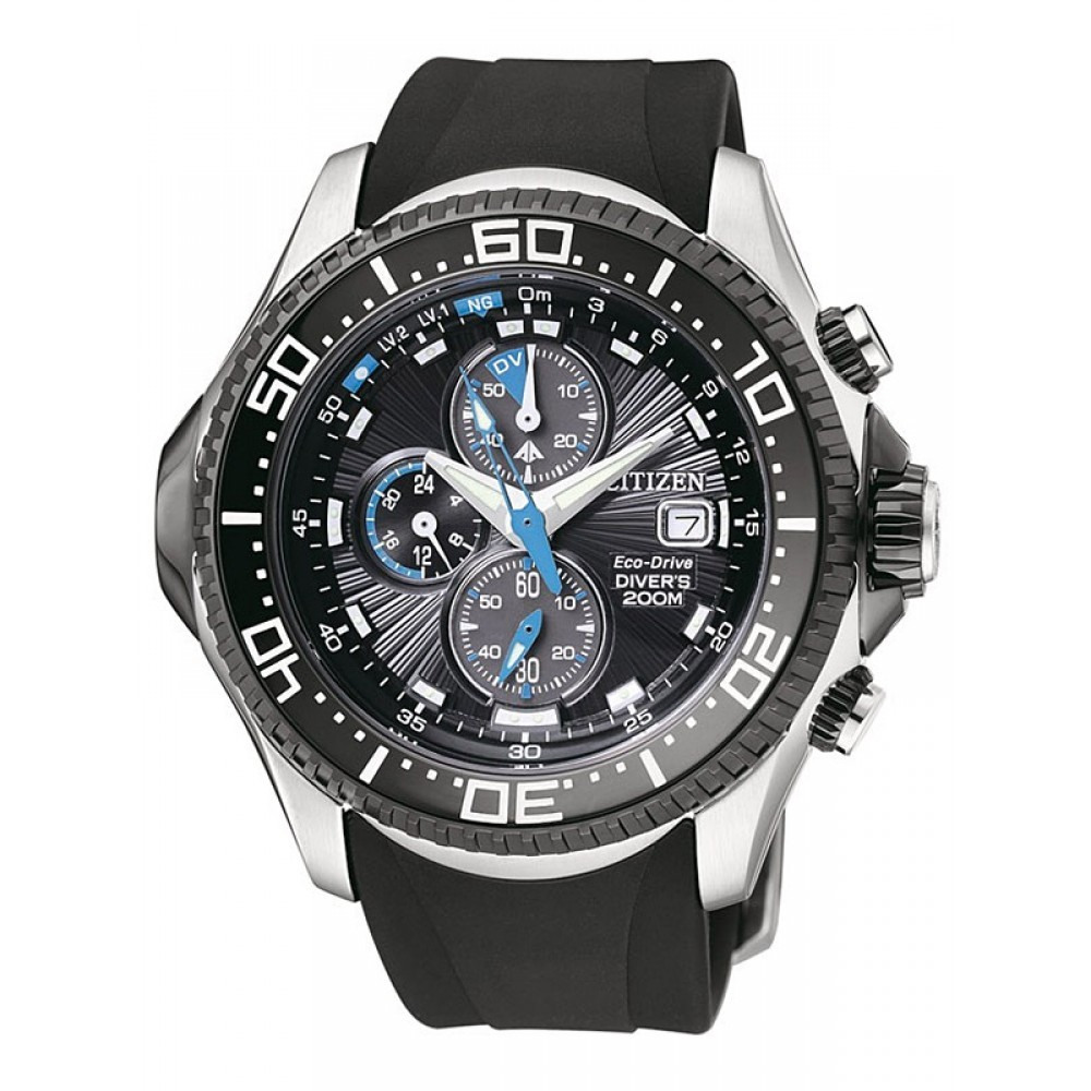 Ceas barbatesc Citizen Promaster Sea BJ2111-08E de mana original