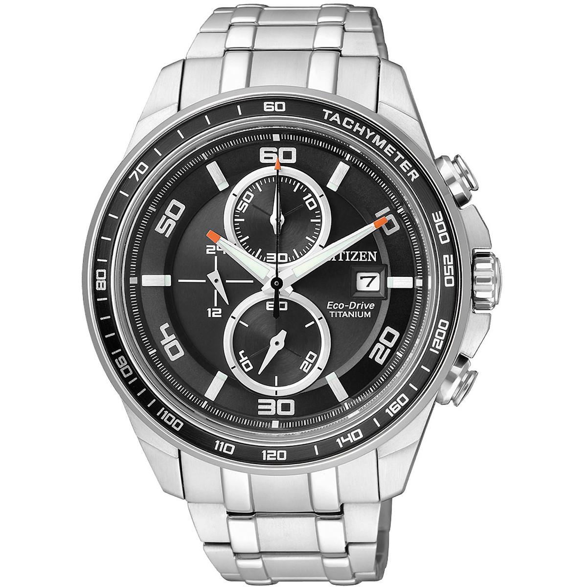 Ceas barbatesc Citizen Super Titanium CA0340-55E de mana original