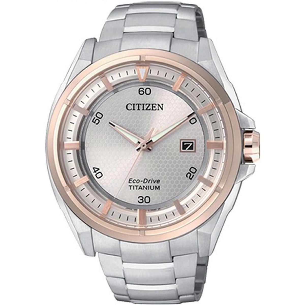 Ceas barbatesc Citizen Titanium AW1404-51A de mana original