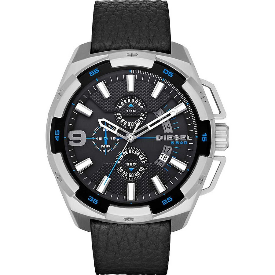 Ceas barbatesc Diesel Heavyweight Chrono DZ4392 de mana original