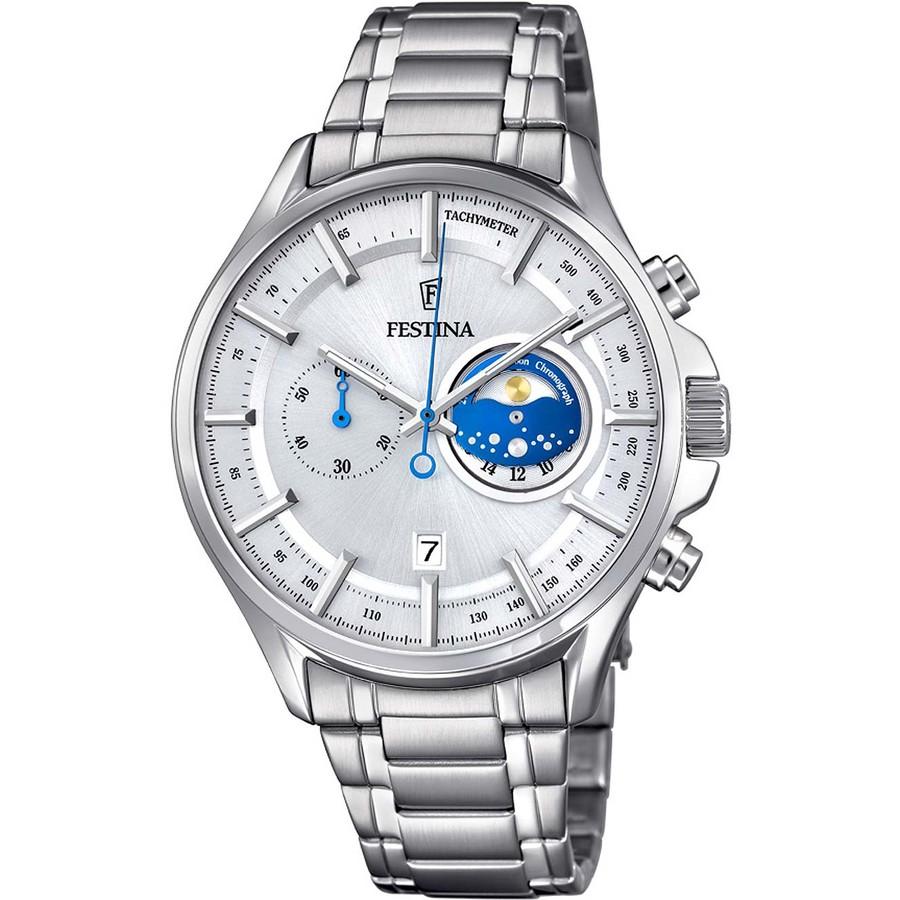 Ceas barbatesc Festina Sport Cronograph F6852/1 de mana original