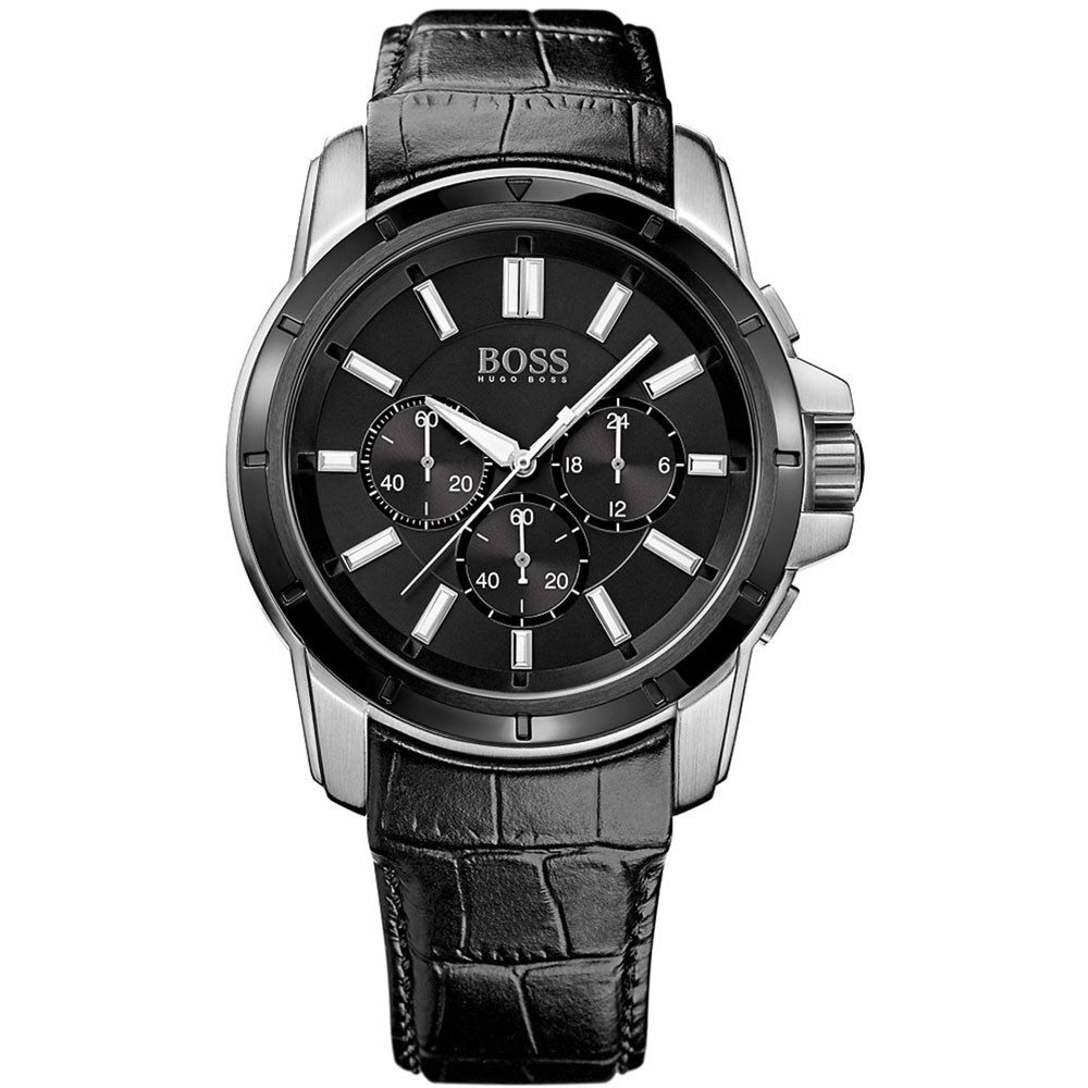 Ceas barbatesc Hugo Boss Black 1512926 de mana original