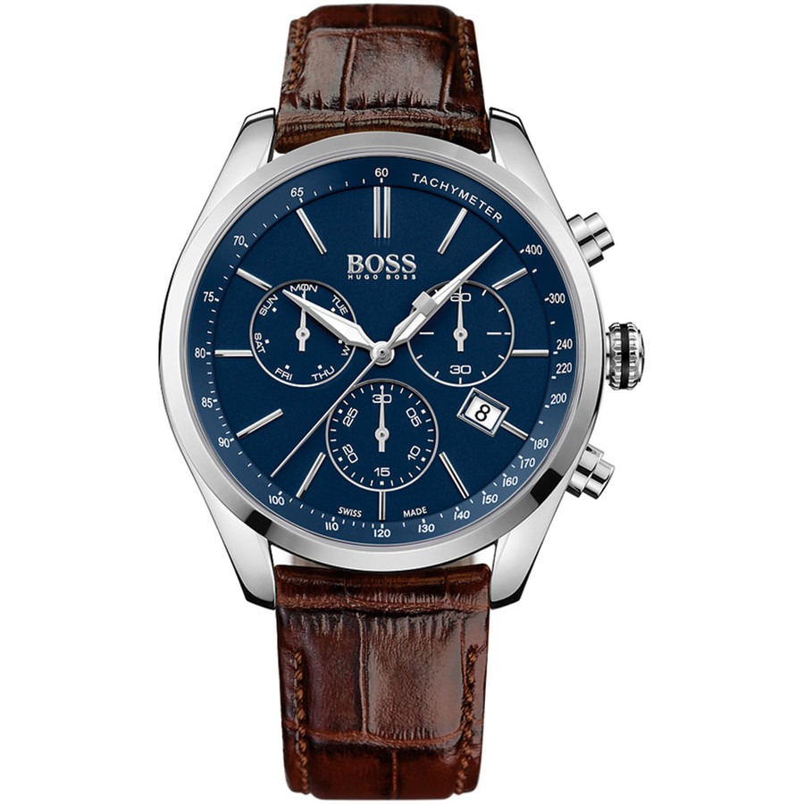 Ceas barbatesc Hugo Boss Chronograph 1513395 de mana original