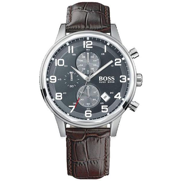 Ceas barbatesc HugoBoss Cronograf1512570 de mana original