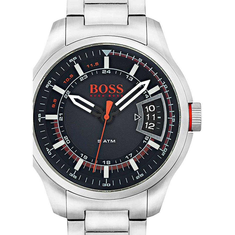 Ceas barbatesc Hugo Boss Hong-Kong 1550004 de mana original