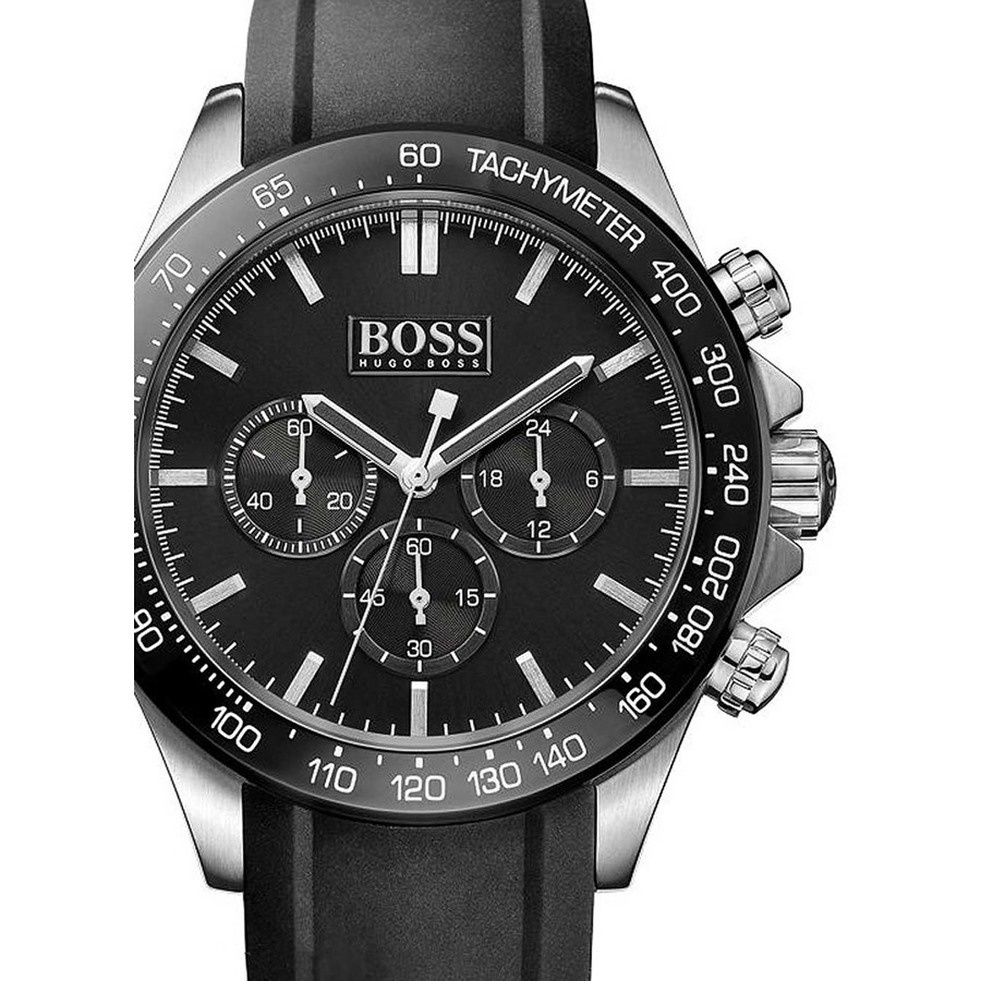 Ceas barbatesc Hugo Boss Ikon Chrono 1513341 de mana original