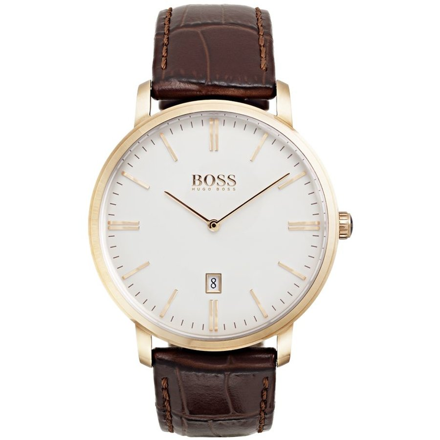 Ceas barbatesc Hugo Boss Tradition 1513463 de mana original