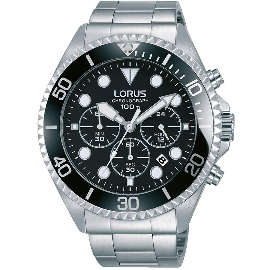 Ceas barbatesc Lorus Chronograph RM319GX9 de mana original