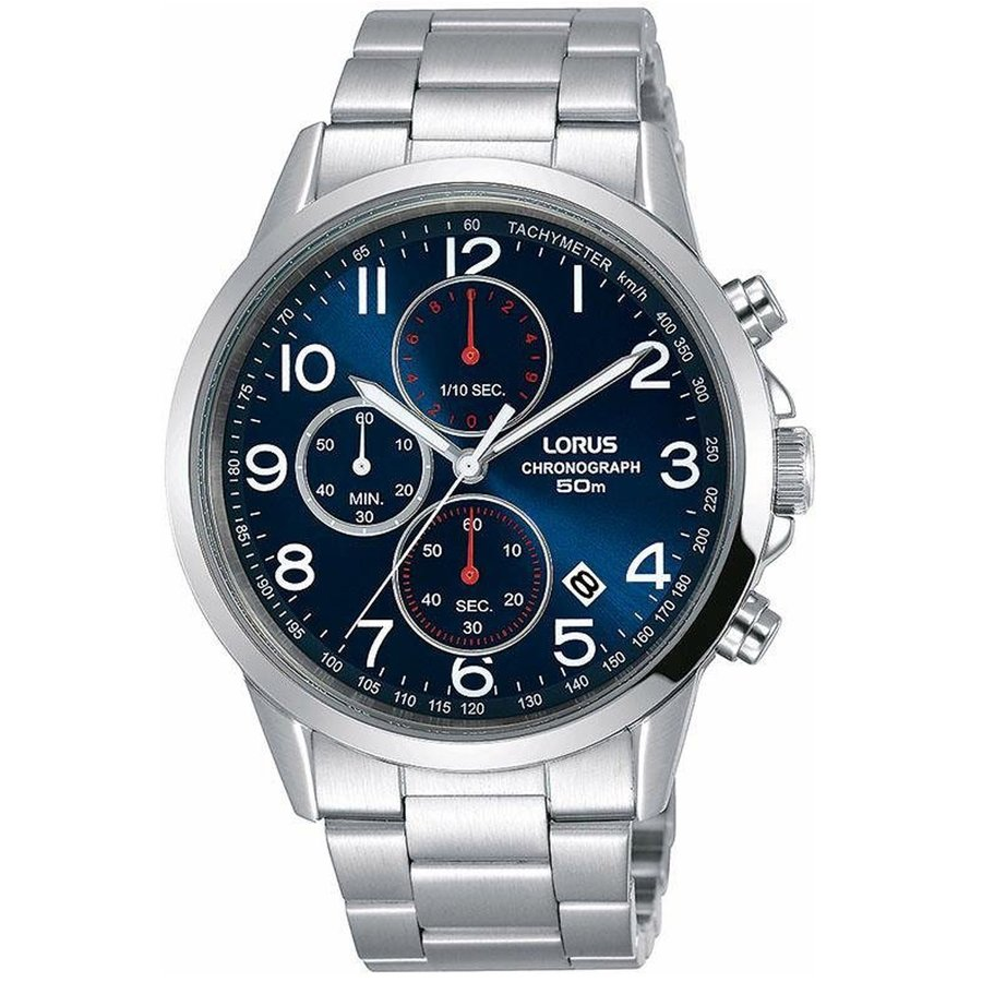Ceas barbatesc Lorus Chronograph RM367EX9 de mana original