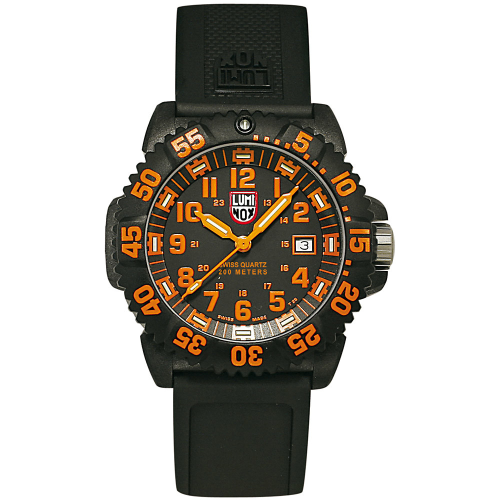 Ceas barbatesc Luminox A.3059 Navy Seal Colormark 3050 de mana original