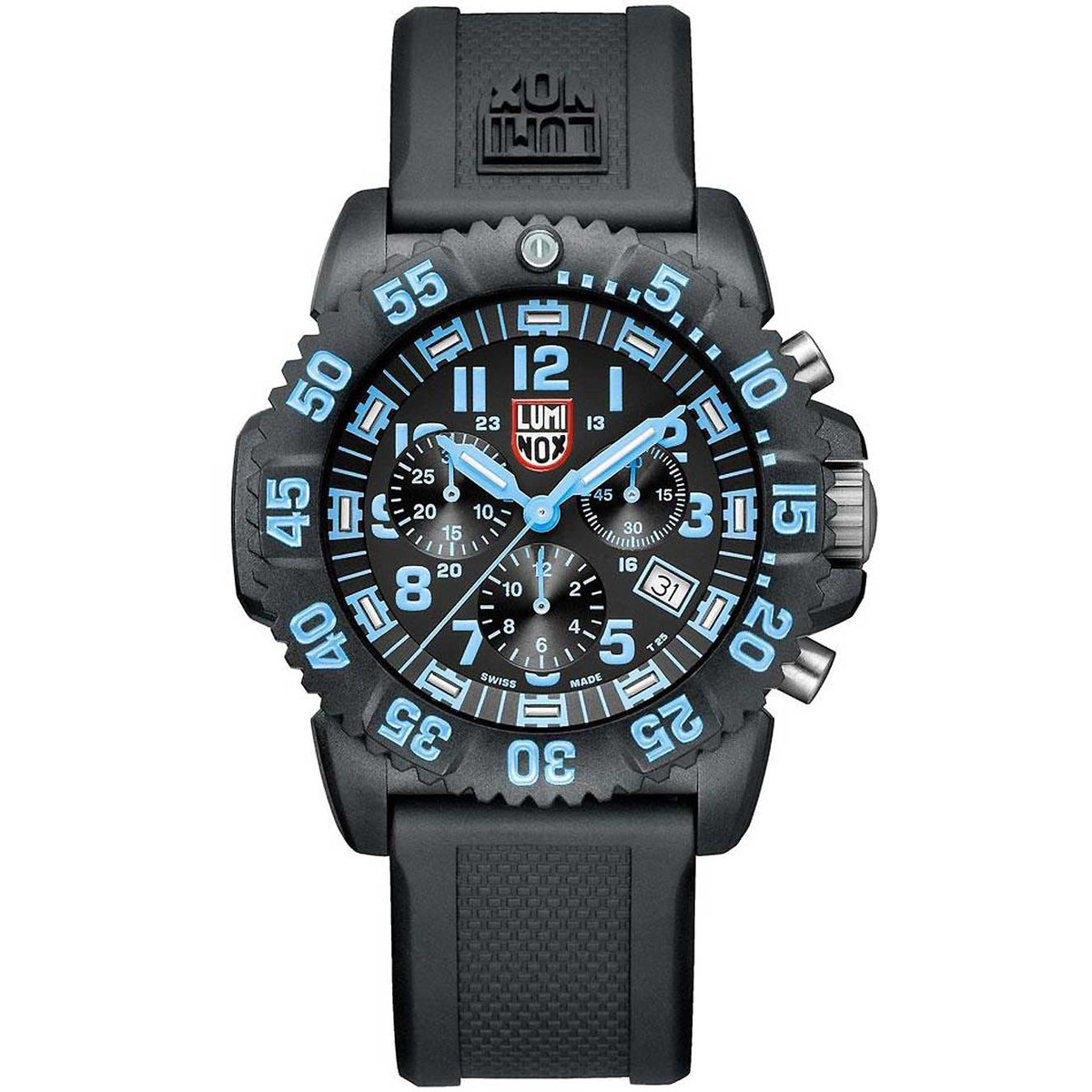 Ceas barbatesc Luminox A.3083 Colormark de mana original