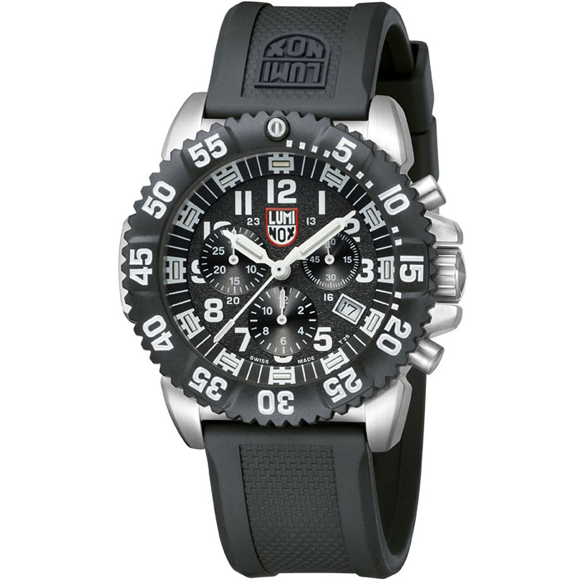 Ceas barbatesc Luminox A.3181 Steel Colormark 3180 Herren de mana original