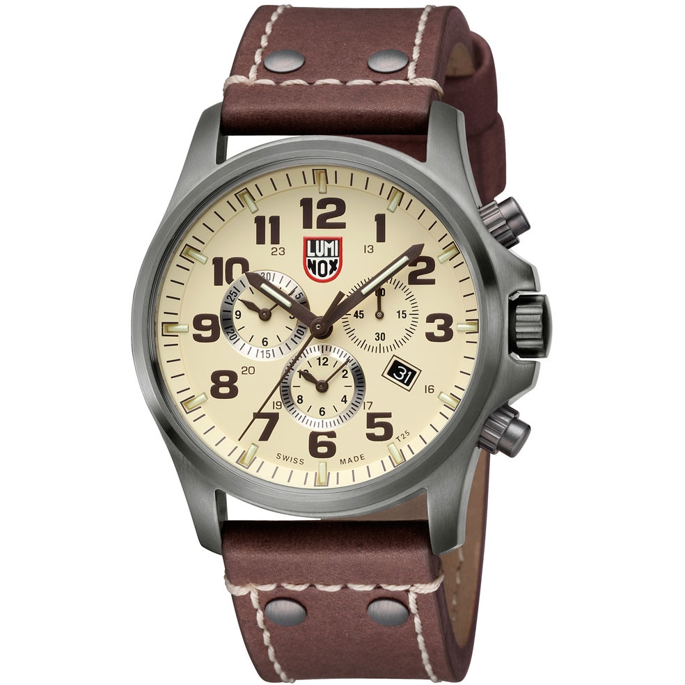 Ceas barbatesc Luminox Atacama Field de mana original