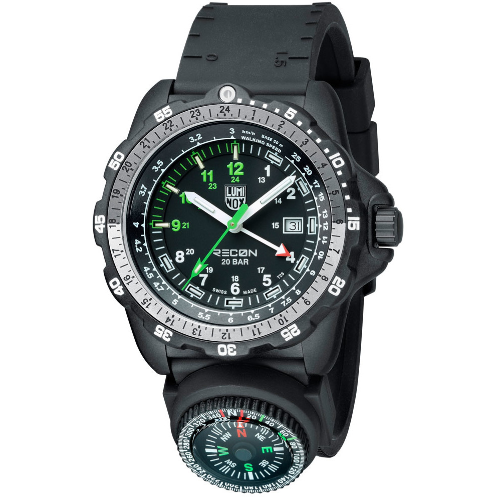 Ceas barbatesc Luminox Racon Point Man de mana original