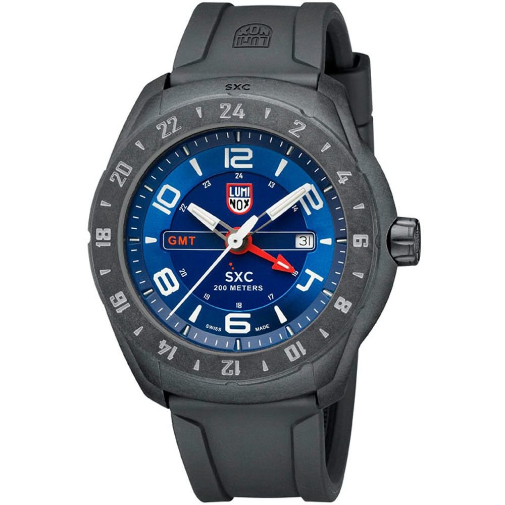 Ceas barbatesc Luminox SXC PC CARBON de mana original