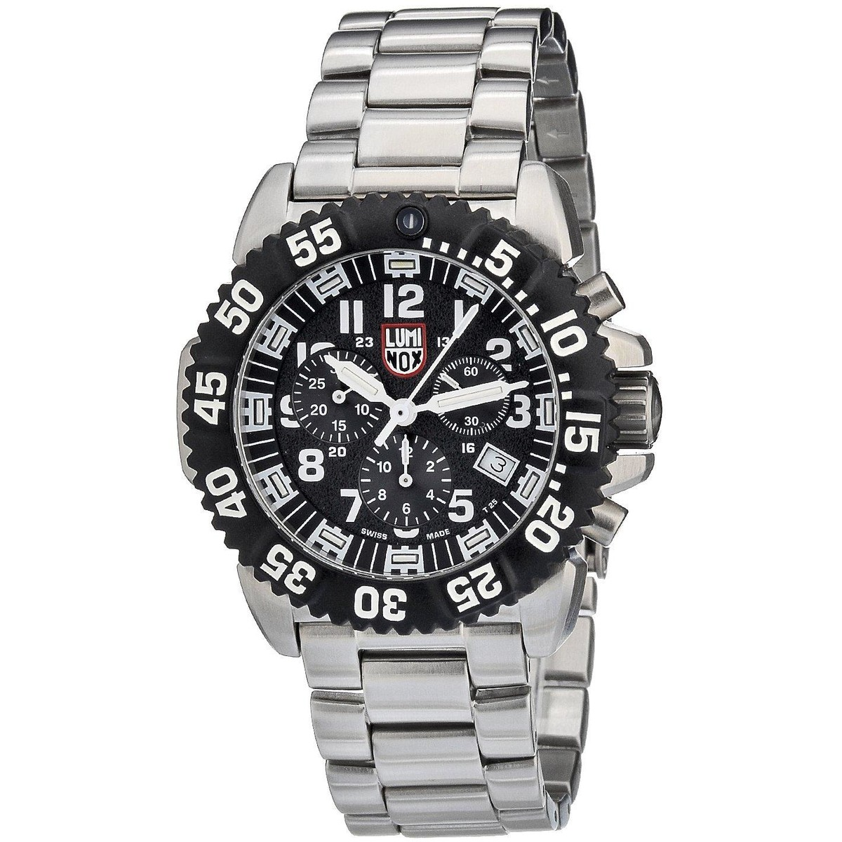 Ceas barbatesc Luminox Steel Colormark de mana original