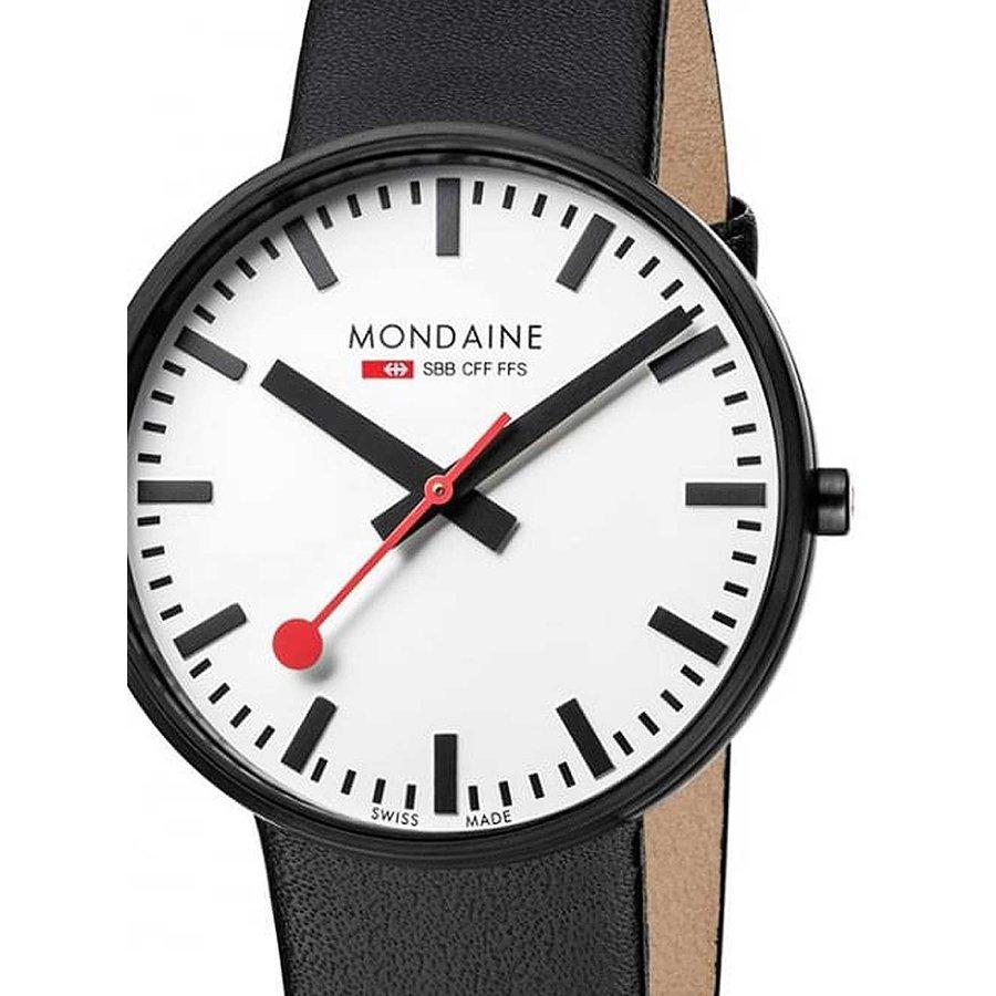 Ceas barbatesc Mondaine Giant A660.30328.61SBB de mana original