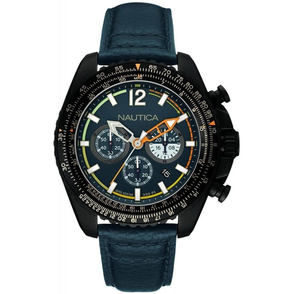 Ceas barbatesc Nautica NMX 1500 NAI22507G de mana original
