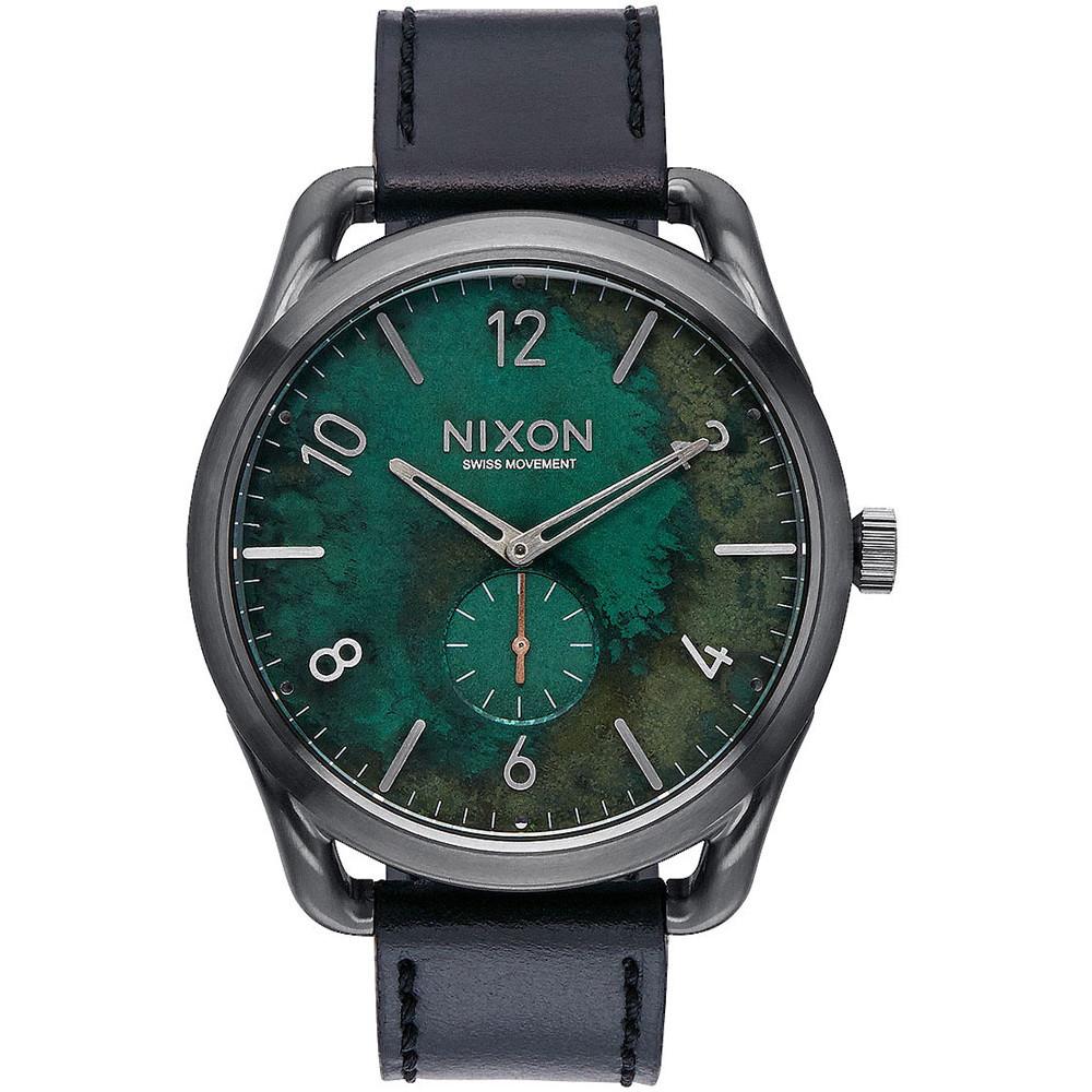 Ceas barbatesc Nixon A465-2069 de mana original