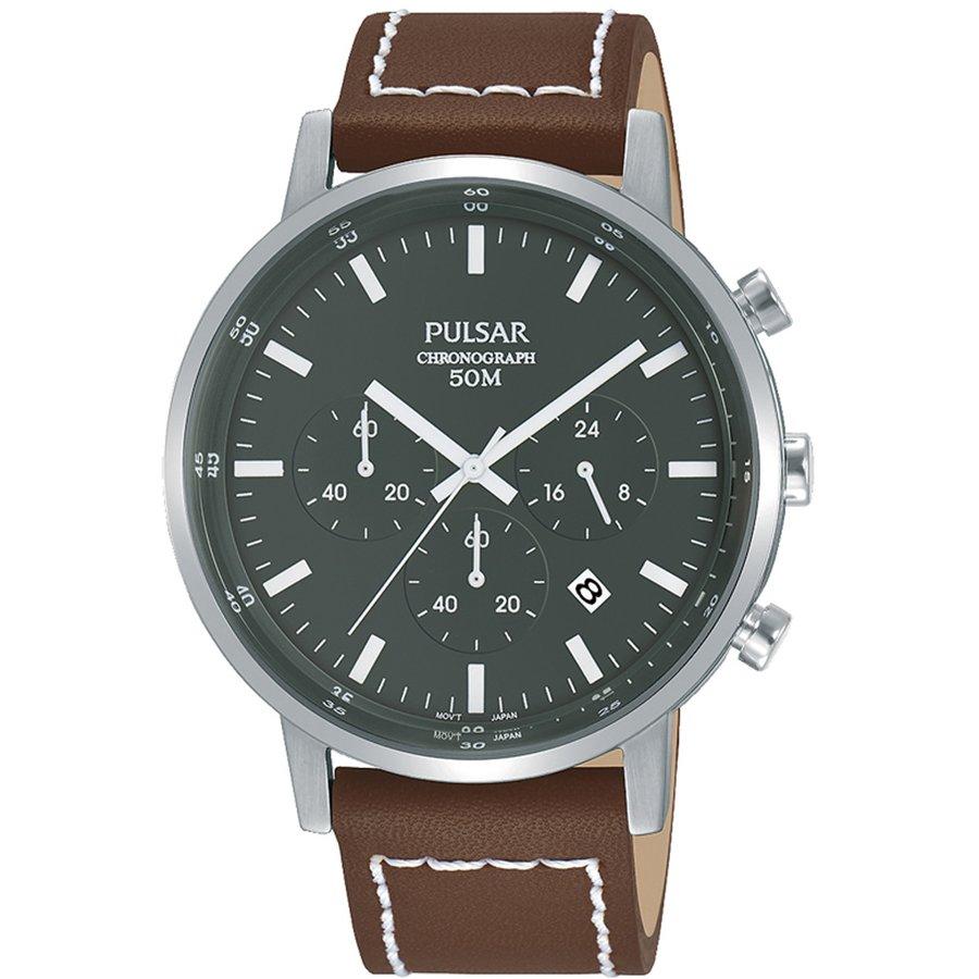 Ceas barbatesc Pulsar Chronograph PT3887X1 de mana original