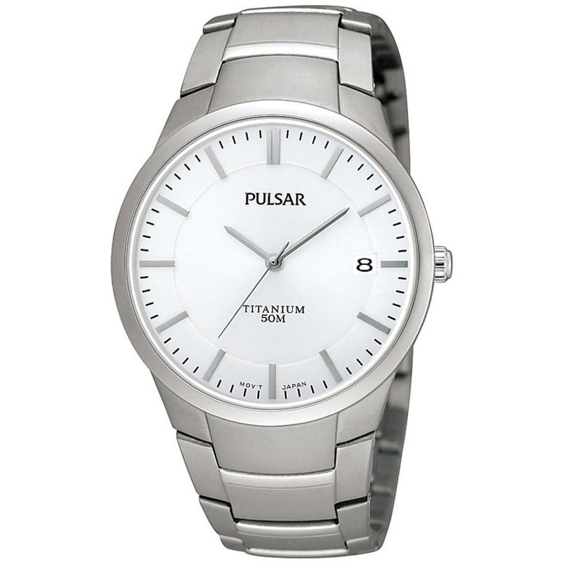 Ceas barbatesc Pulsar PS9009X1 de mana original