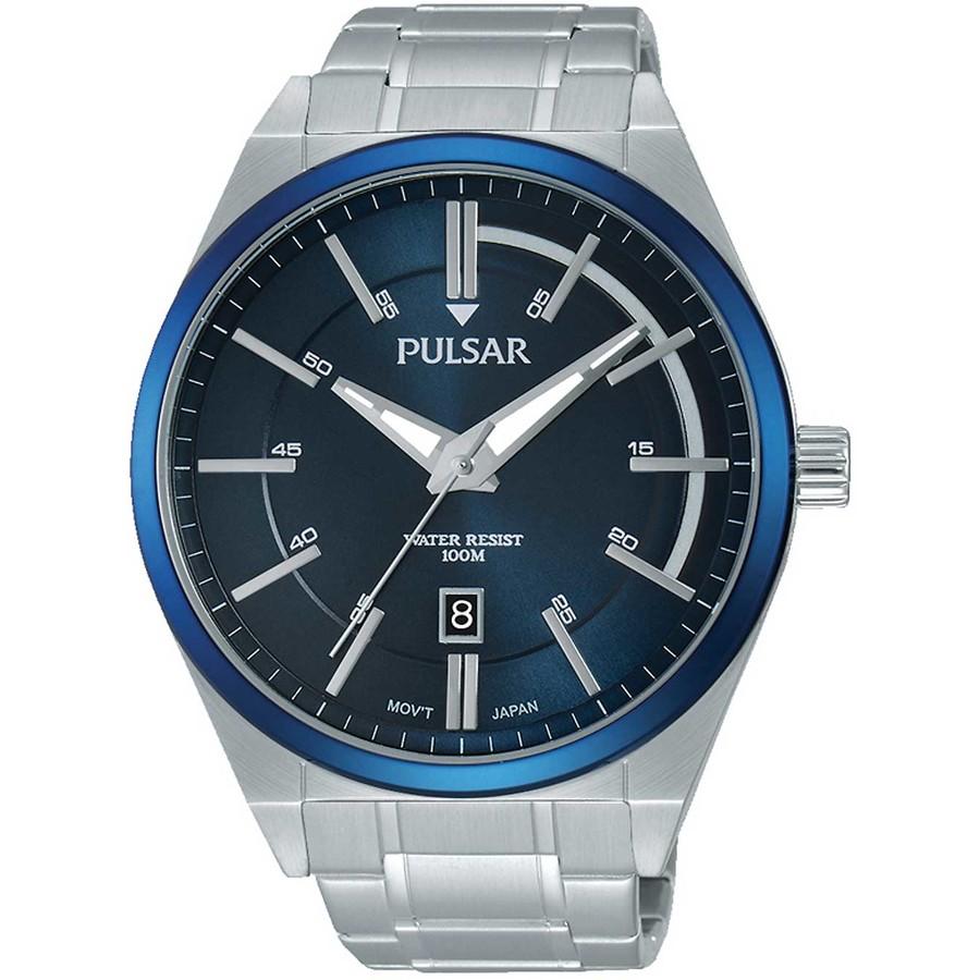 Ceas barbatesc Pulsar PS9363X1 de mana original