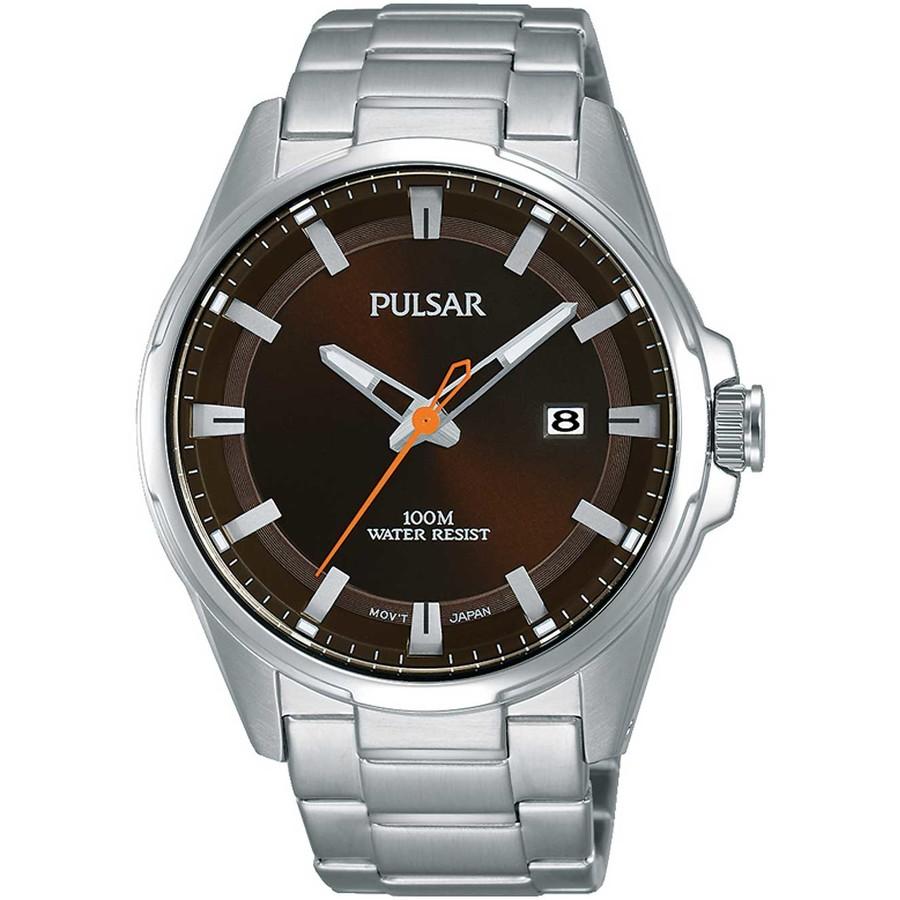 Ceas barbatesc Pulsar PS9507X1 de mana original