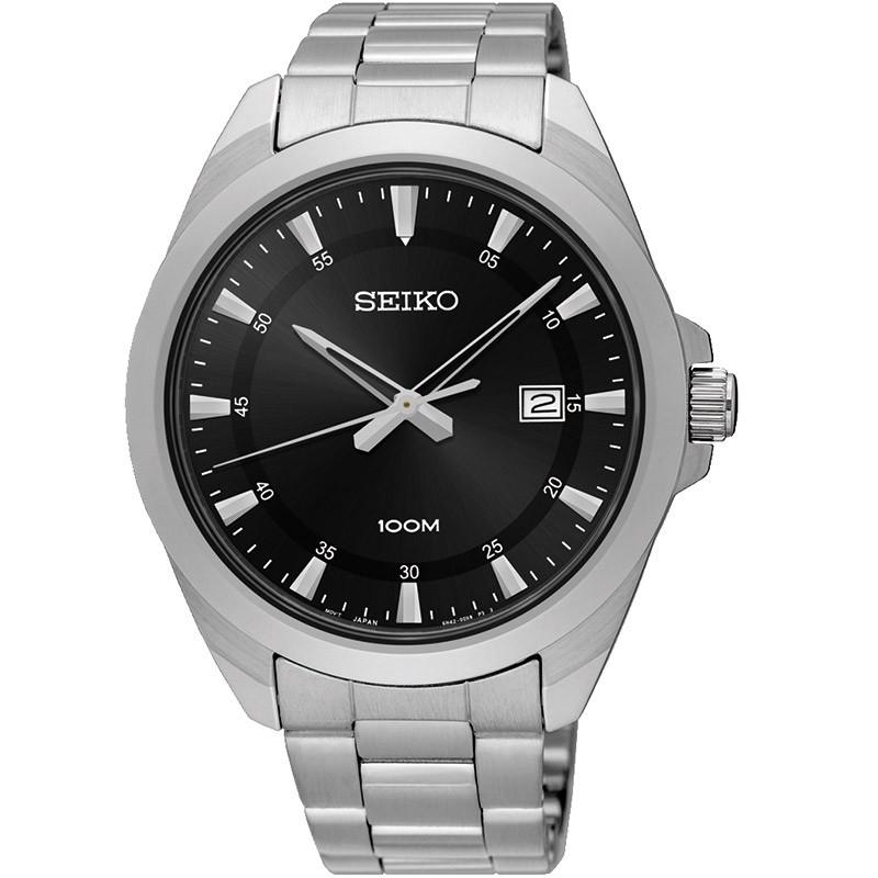 Ceas barbatesc Seiko Classic SUR209P1 de mana original