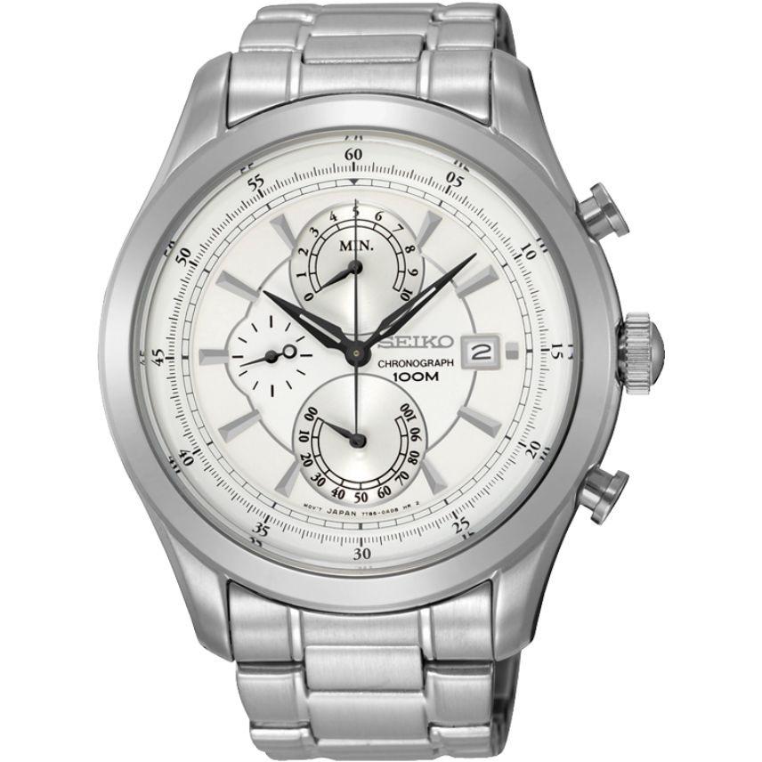 Ceas barbatesc Seiko Cronograph SPC163P1 de mana original