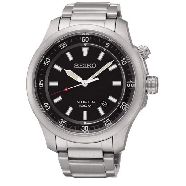 Ceas barbatesc Seiko Kinetic SKA685P1 de mana original