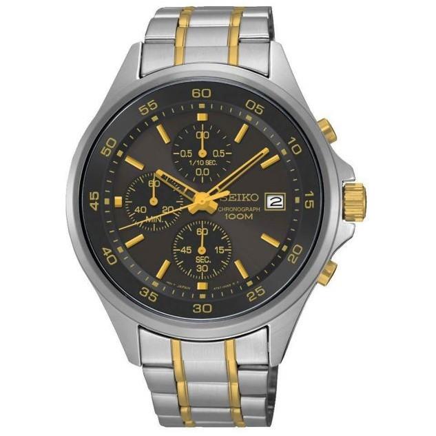 Ceas barbatesc Seiko Sports Cronograf SKS481P1 de mana original