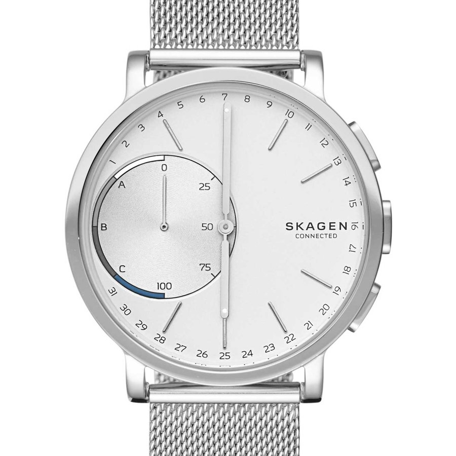 Ceas barbatesc Skagen Connected Hybrid Smartwatch SKT1100 de mana original