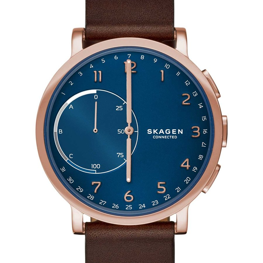 Ceas barbatesc Skagen Connected Hybrid Smartwatch SKT1103 de mana original