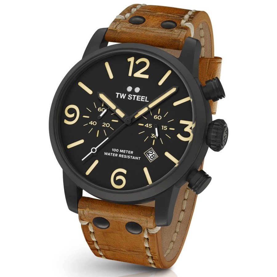 Ceas barbatesc TW-Steel Maverick MS34 de mana original
