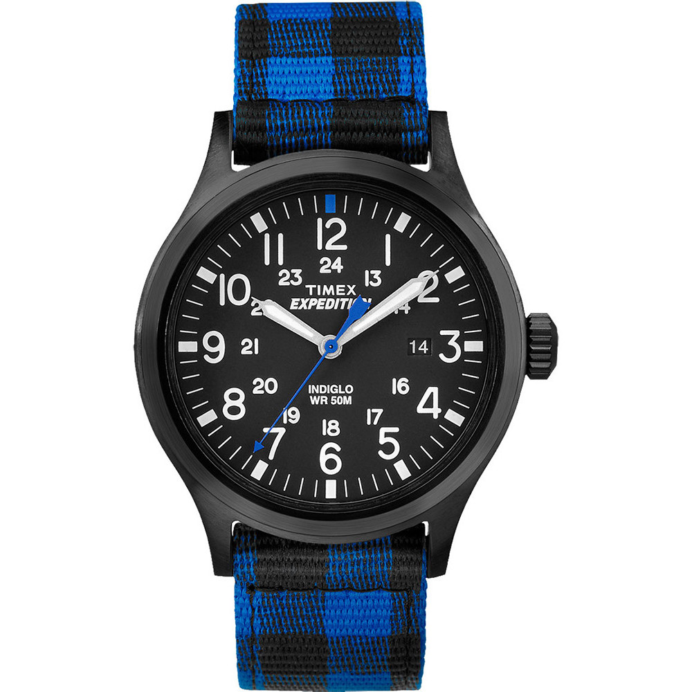 Ceas barbatesc Timex Expedition TW4B02100 de mana original