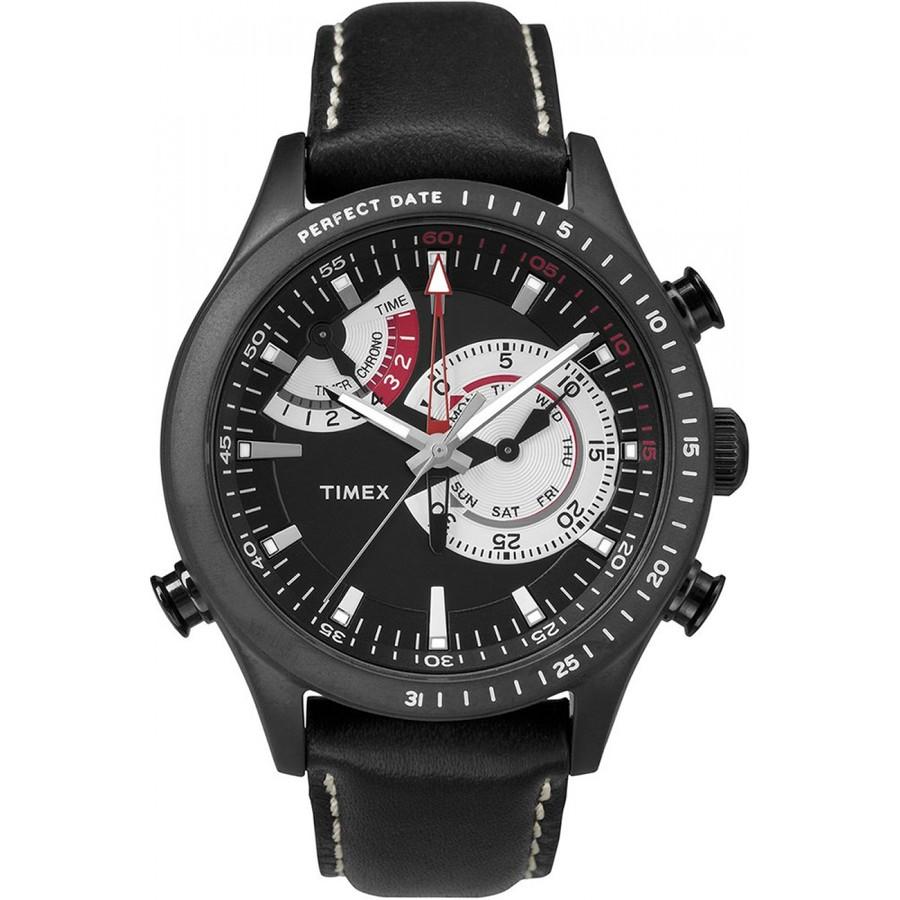 Ceas barbatesc Timex Intelligent Quartz TW2P72600 de mana original