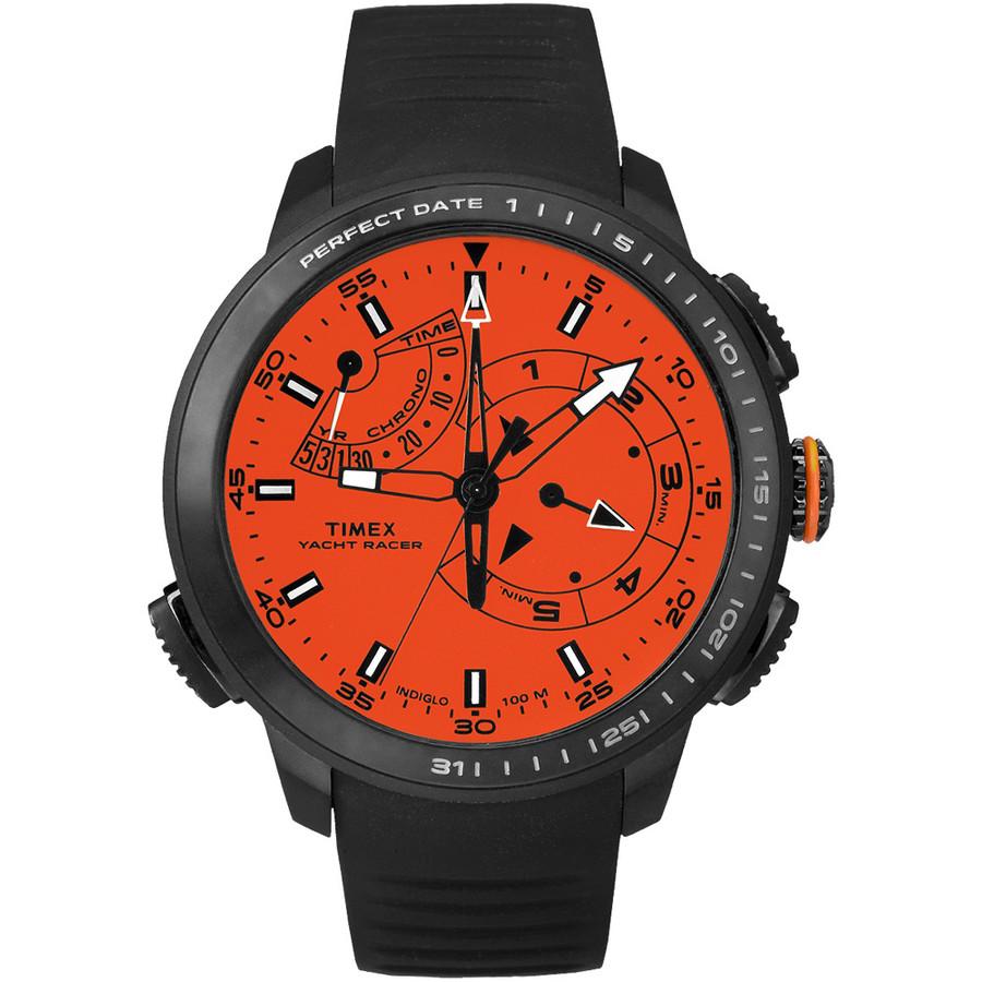 Ceas barbatesc Timex Intelligent Quartz TW2P73100 de mana original