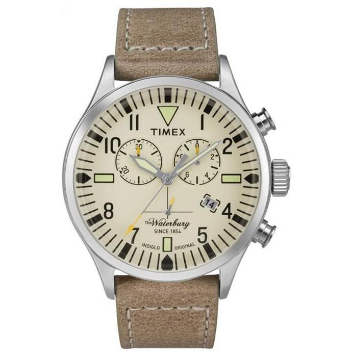 Ceas barbatesc Timex Waterbury TW2P84200 de mana original
