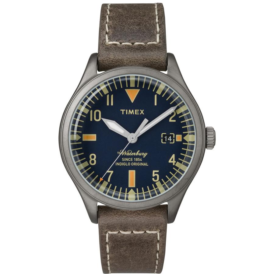 Ceas barbatesc Timex Waterbury TW2P84400 de mana original
