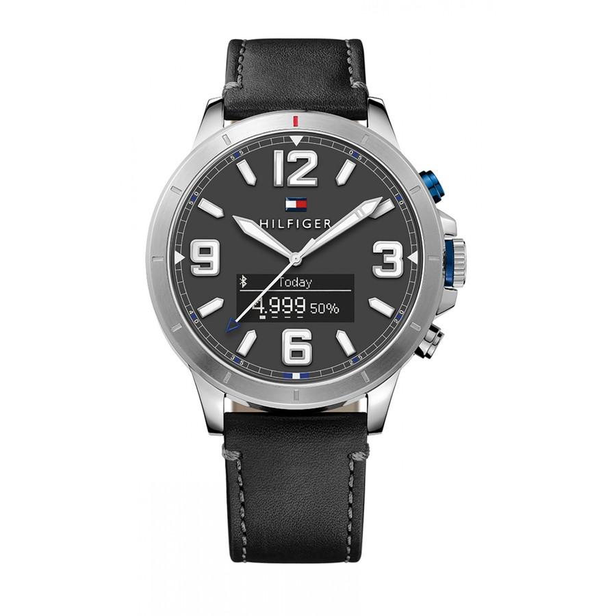 Ceas barbatesc TommyHilfiger Smartwatch 1791298 de mana original
